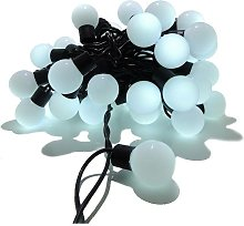Cadena luminosa LED guirnalda de mini bolas 5