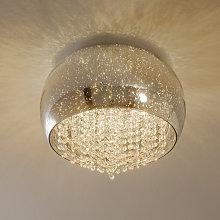 Caelum lámpara LED de techo brillante