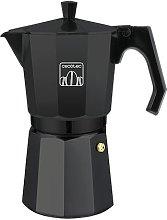 Cafetera italiana mokclassic 300 black - Cecotec