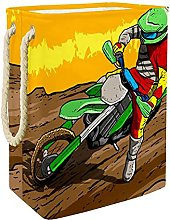 Caja De Almacenaje Motocross Cesta De