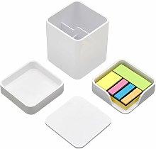 Caja de almacenamiento de escritorio Utensilios