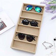 Caja de almacenamiento para gafas de sol, 6