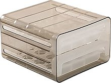Caja de almacenamiento para huevos y huevos, caja