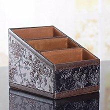 Caja de almacenamiento vintage Control remoto