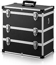 Caja de herramientas portatil multiusos de 3 capas
