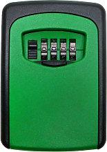 Caja fuerte de clave de contrasena combinada de 4