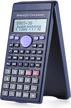 Calculadora cientifica Contador 240 funciones