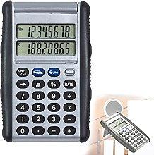 Calculadora con convertidor de euro, pantalla