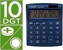 Calculadora sobremesa sdc-810 nrnve 10 digitos