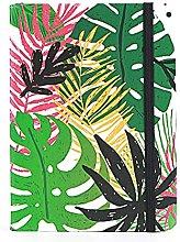 Calendario de plantas de flores vintage Diario