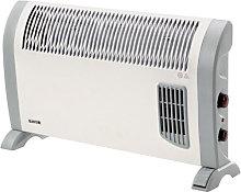 Calentador de convector móvil turbo 2000w -