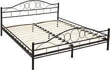 "Cama doble ""Art"" para dormitorio con"