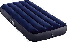 Cama hinchable 76x191 Azul Classic Downy Intex