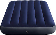 Cama hinchable 99x191 Azul Classic Downy Intex