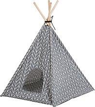 Cama para animales gris 60x60 cm ARPACIK