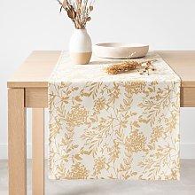 Camino de mesa algodón ecológico con estampado