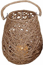 Candil Yute Natural 20cm - Trends Home Selection