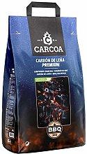 Carbón Vegetal Carcoa 3 Kg. Especial para