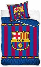 Carbotex FC Barcelona - Fútbol Ropa de Cama,
