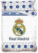 Carbotex Funda NÓRDICA 2 Piezas Real Madrid