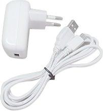 Cargador USB x1 de iluminación LED exterior Patio