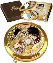 Carmani - Bolsillo de oro plateado bronce,