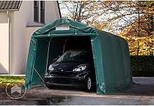 Carpa Garage 2,4x3,6 m PVC de alta resistencia