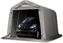 Carpa Garage 2,4x3,6m PVC de alta resistencia