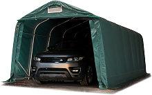 Carpa Garage 3,3x7,2 m PVC de alta resistencia