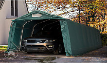 Carpa Garage 3,3x9,6 m PVC de alta resistencia