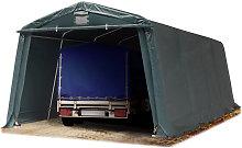Carpasol - Carpa Garage 3,3 x 6,2 m PVC de alta