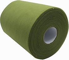 Carrete de tela de tul de 15,2 cm x 91,4 m, 59,