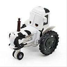 Cars 2 Cow Tractor Metal Diecast Aleación Modelo