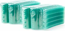 Cartuchos de plástico para Monedas de 0.50