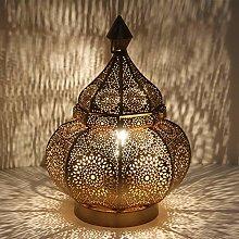 Casa Moro | Lámpara de mesa oriental Gohar de 30