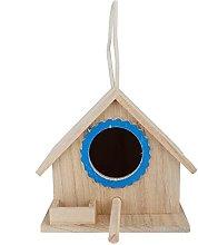 Casas para pájaros, pajarera de Madera para
