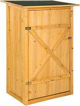 Caseta armario para jardín - mueble de terraza de