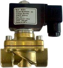 CBM - Calefacción de válvula solenoide 230V 15x21