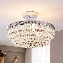Centelleante lámpara de techoMondrian de cristal