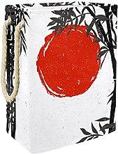Cesta de Almacenamiento Bamboo Red Sun Cesto de