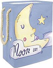 Cesta de Almacenamiento Día de la Luna Cesto de