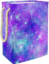 Cesta de Almacenamiento Nebulosa púrpura Cesto de