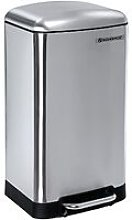 Cesto de basura - Cubo de basura LTB01L - Silver