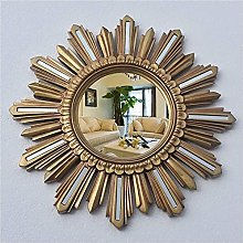 CHLDDHC Espejo de baño, montado en la pared,