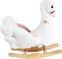 Cisne con balancín
