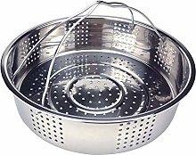 Cocina al vapor de acero inoxidable, accesorio
