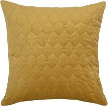 Cojín amarillo mostaza 45x45