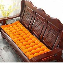Cojín de algodón suave y cómodo, para silla de