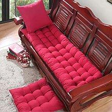 Cojín de banco grueso para muebles de jardín,