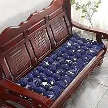 Cojín de banco para columpios de jardín, silla